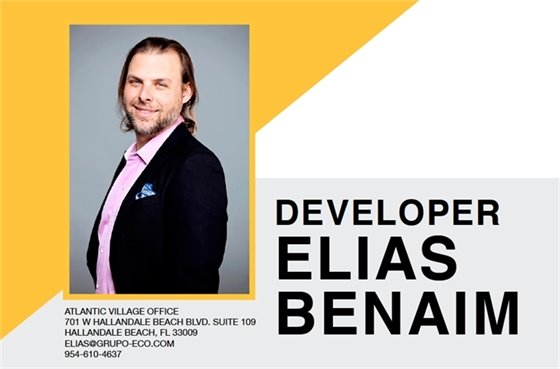developer elias benaim