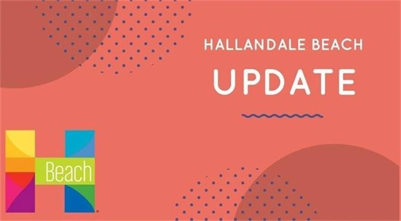 Hallandale Beach Update