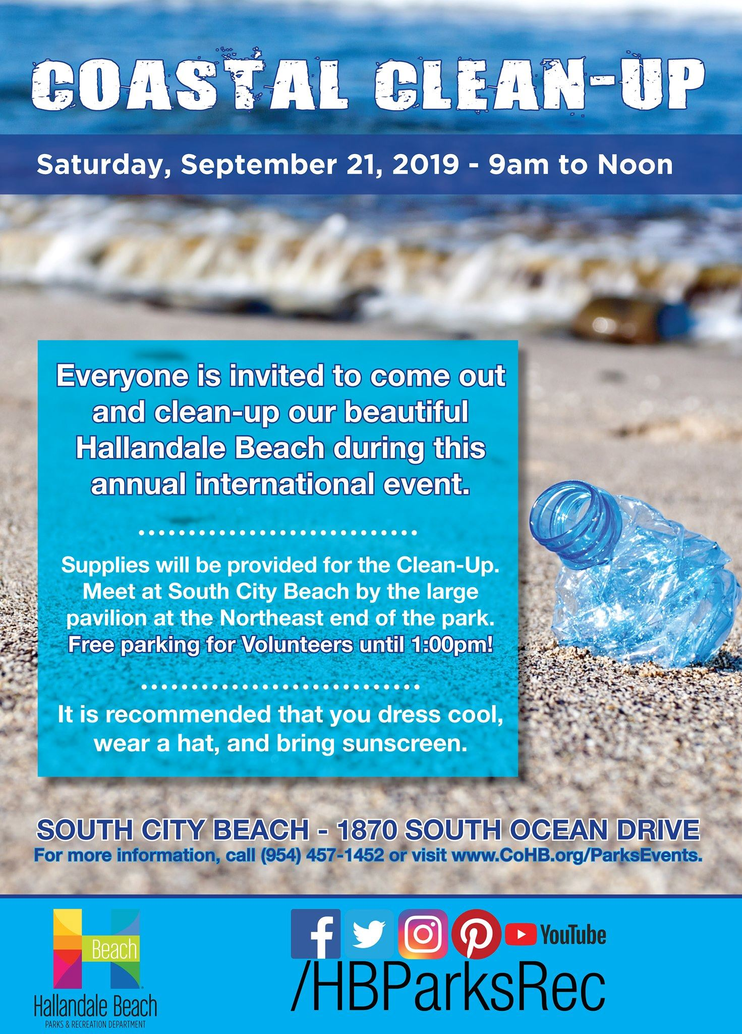 new coastal cleanup